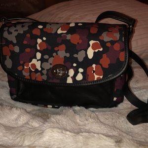 ♥️ Mint Coach ink spot mini bag ♥️